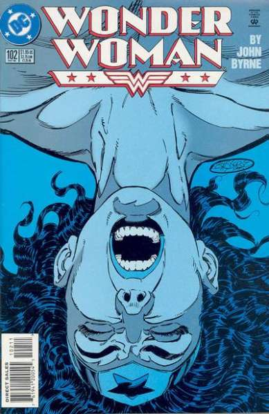 Wonder Woman #102 comic books for sale