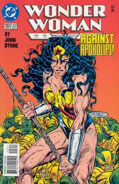 Wonder Woman #103 comic books for sale