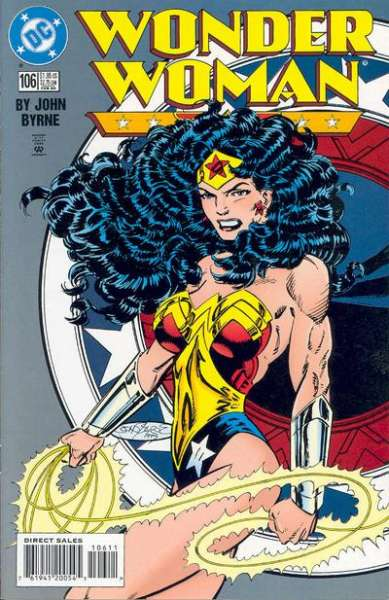 Wonder Woman #106 comic books for sale