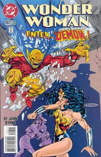 Wonder Woman #107 comic books for sale