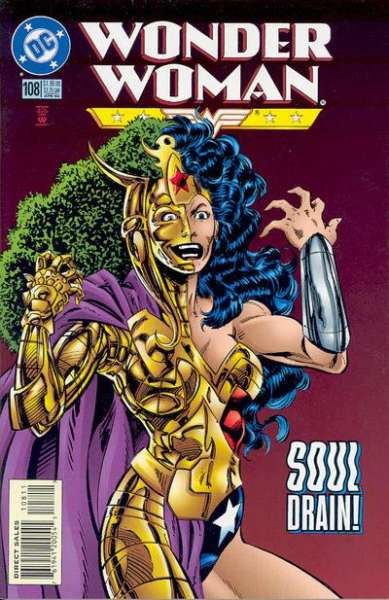 Wonder Woman #108 Comic Books - Covers, Scans, Photos  in Wonder Woman Comic Books - Covers, Scans, Gallery