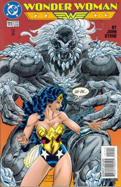Wonder Woman #111 Comic Books - Covers, Scans, Photos  in Wonder Woman Comic Books - Covers, Scans, Gallery
