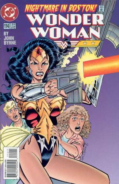 Wonder Woman #114 comic books for sale
