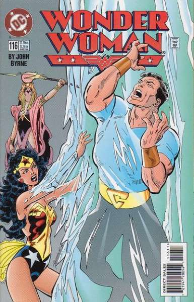 Wonder Woman #116 comic books for sale