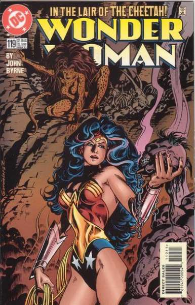 Wonder Woman #119 comic books for sale