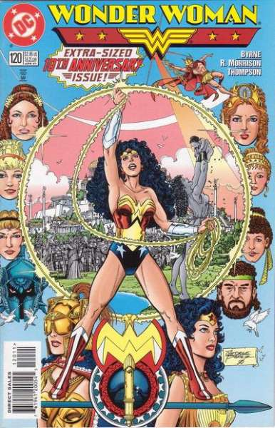 Wonder Woman #120 comic books for sale