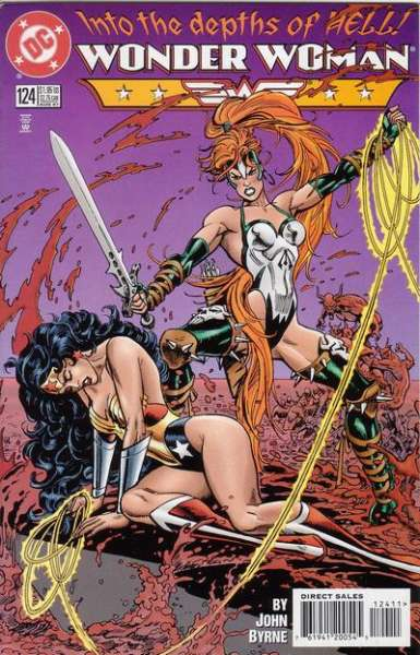Wonder Woman #124 Comic Books - Covers, Scans, Photos  in Wonder Woman Comic Books - Covers, Scans, Gallery