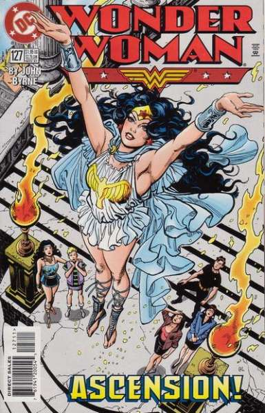 Wonder Woman #127 comic books for sale