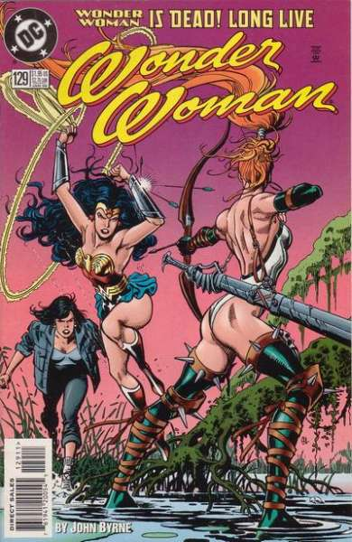 Wonder Woman #129 Comic Books - Covers, Scans, Photos  in Wonder Woman Comic Books - Covers, Scans, Gallery