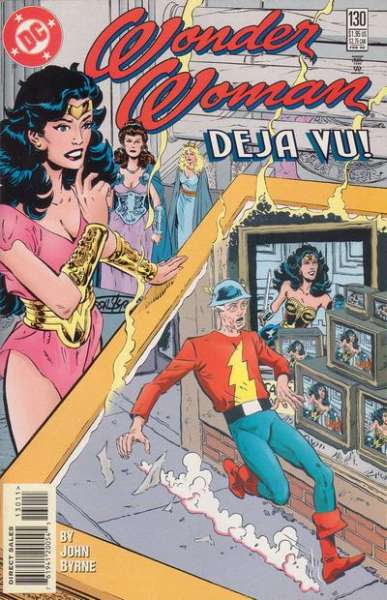 Wonder Woman #130 comic books for sale