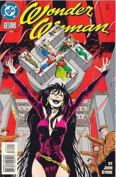 Wonder Woman #132 comic books for sale