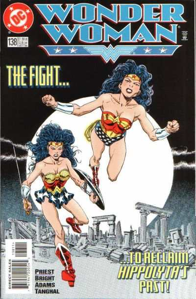Wonder Woman #138 comic books for sale