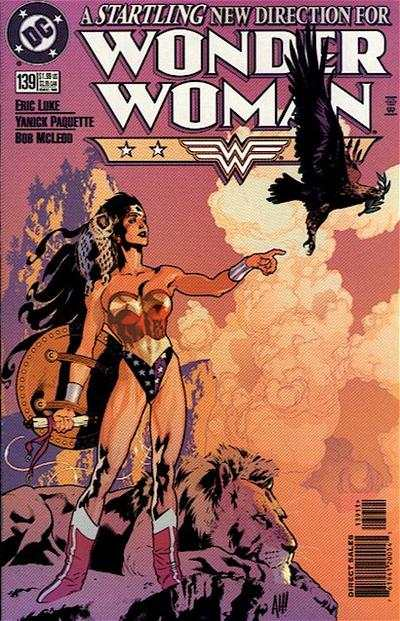 Wonder Woman #139 comic books for sale