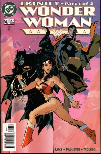 Wonder Woman #140 Comic Books - Covers, Scans, Photos  in Wonder Woman Comic Books - Covers, Scans, Gallery