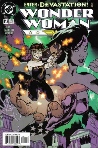 Wonder Woman #143 Comic Books - Covers, Scans, Photos  in Wonder Woman Comic Books - Covers, Scans, Gallery