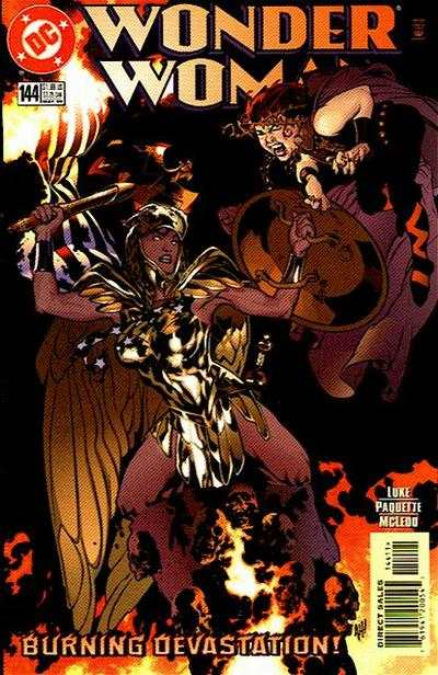 Wonder Woman #144 Comic Books - Covers, Scans, Photos  in Wonder Woman Comic Books - Covers, Scans, Gallery