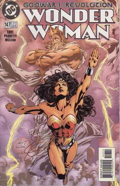 Wonder Woman #147 comic books for sale