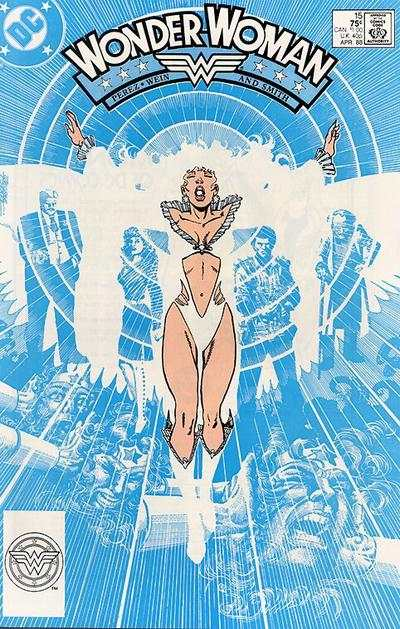 Wonder Woman #15 comic books for sale