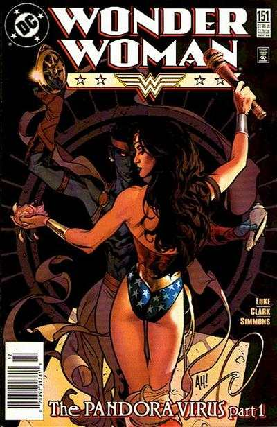 Wonder Woman #151 Comic Books - Covers, Scans, Photos  in Wonder Woman Comic Books - Covers, Scans, Gallery