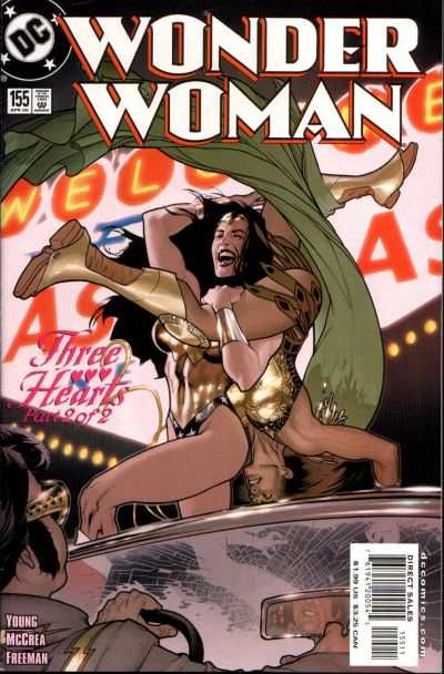 Wonder Woman #155 comic books for sale