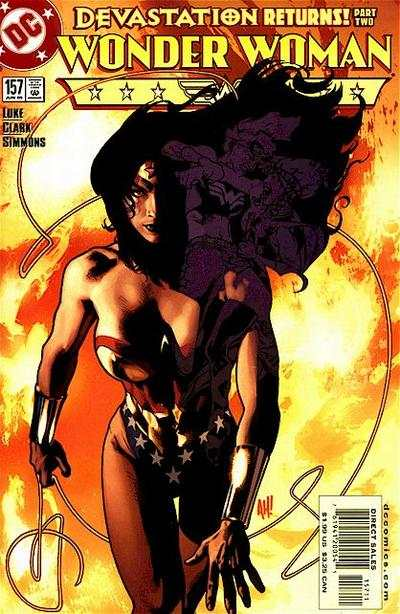 Wonder Woman #157 Comic Books - Covers, Scans, Photos  in Wonder Woman Comic Books - Covers, Scans, Gallery