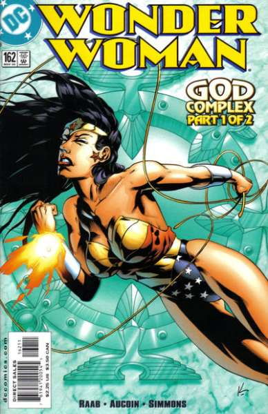 Wonder Woman #162 Comic Books - Covers, Scans, Photos  in Wonder Woman Comic Books - Covers, Scans, Gallery