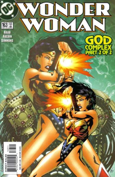 Wonder Woman #163 Comic Books - Covers, Scans, Photos  in Wonder Woman Comic Books - Covers, Scans, Gallery