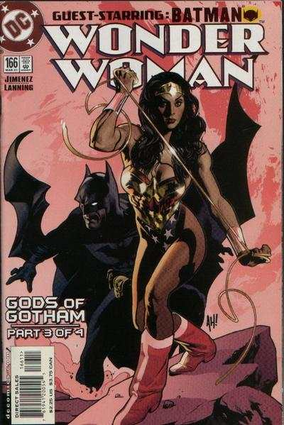 Wonder Woman #166 Comic Books - Covers, Scans, Photos  in Wonder Woman Comic Books - Covers, Scans, Gallery