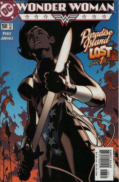 Wonder Woman #168 Comic Books - Covers, Scans, Photos  in Wonder Woman Comic Books - Covers, Scans, Gallery