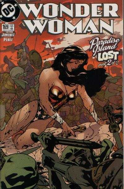 Wonder Woman #169 Comic Books - Covers, Scans, Photos  in Wonder Woman Comic Books - Covers, Scans, Gallery