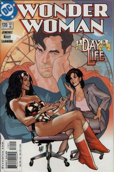 Wonder Woman #170 Comic Books - Covers, Scans, Photos  in Wonder Woman Comic Books - Covers, Scans, Gallery