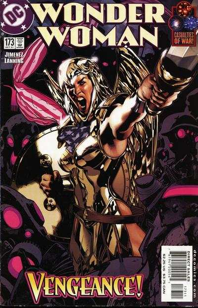 Wonder Woman #173 comic books for sale