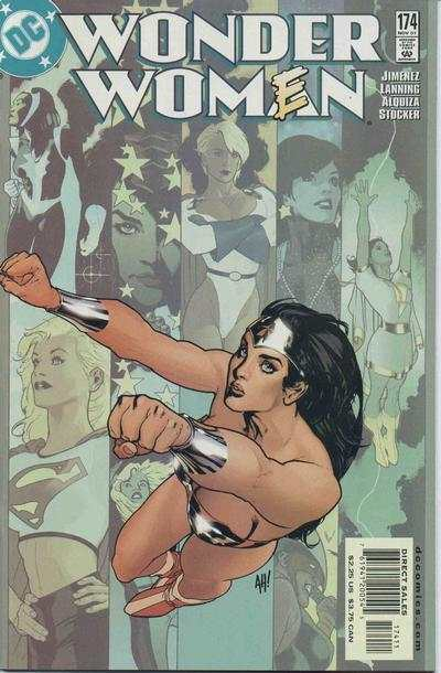 Wonder Woman #174 comic books for sale