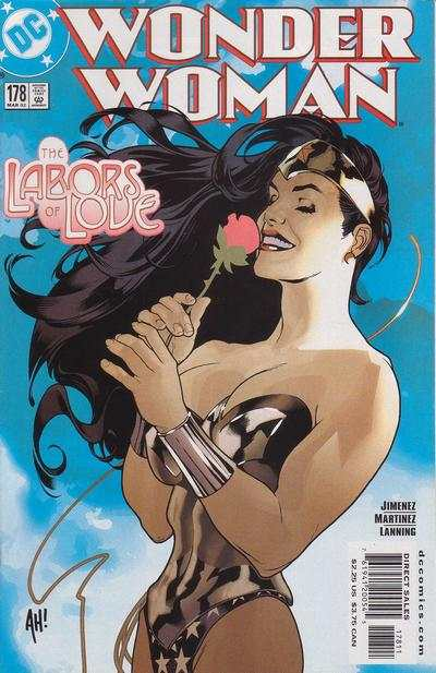 Wonder Woman #178 Comic Books - Covers, Scans, Photos  in Wonder Woman Comic Books - Covers, Scans, Gallery