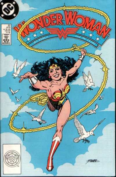 Wonder Woman #22 comic books for sale