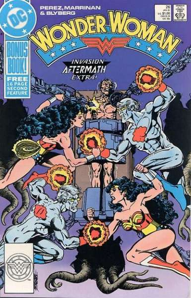 Wonder Woman #26 comic books for sale