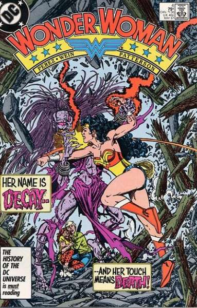 Wonder Woman #4 comic books for sale