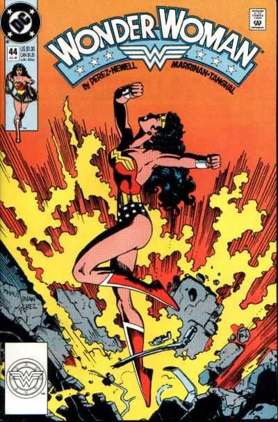 Wonder Woman #44 comic books for sale