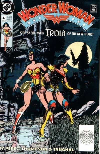 Wonder Woman #47 comic books for sale