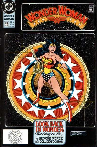 Wonder Woman #49 comic books for sale