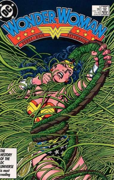 Wonder Woman #5 comic books for sale