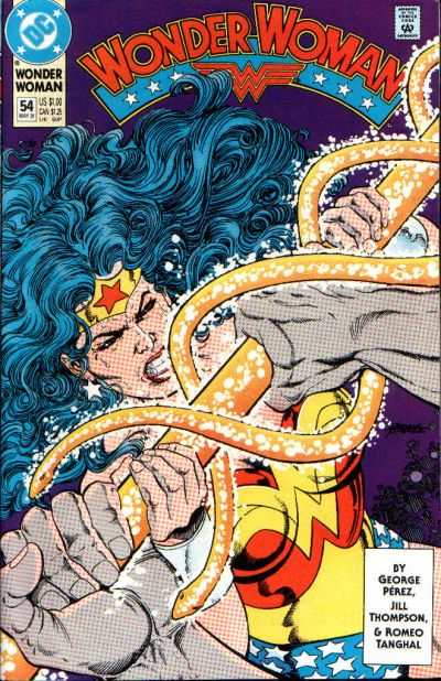Wonder Woman #54 comic books for sale