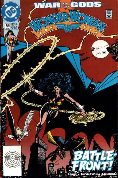 Wonder Woman #59 comic books for sale