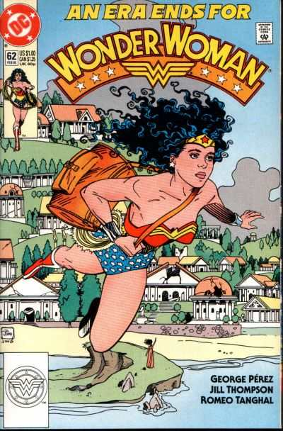 Wonder Woman #62 comic books for sale