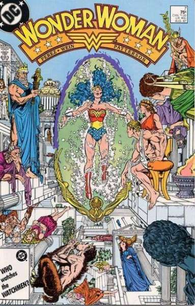 Wonder Woman #7 Comic Books - Covers, Scans, Photos  in Wonder Woman Comic Books - Covers, Scans, Gallery
