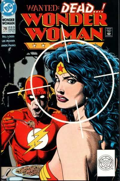 Wonder Woman #78 comic books for sale