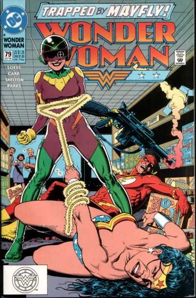 Wonder Woman #79 Comic Books - Covers, Scans, Photos  in Wonder Woman Comic Books - Covers, Scans, Gallery