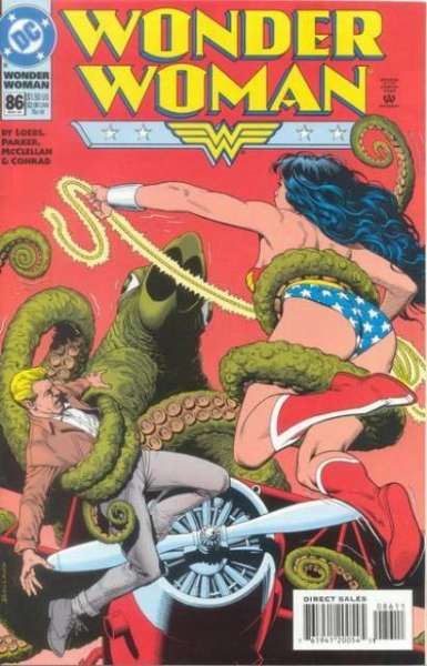Wonder Woman #86 comic books for sale