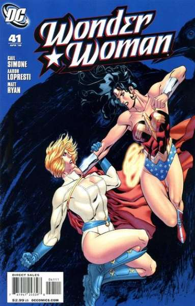 Wonder Woman #41 comic books for sale