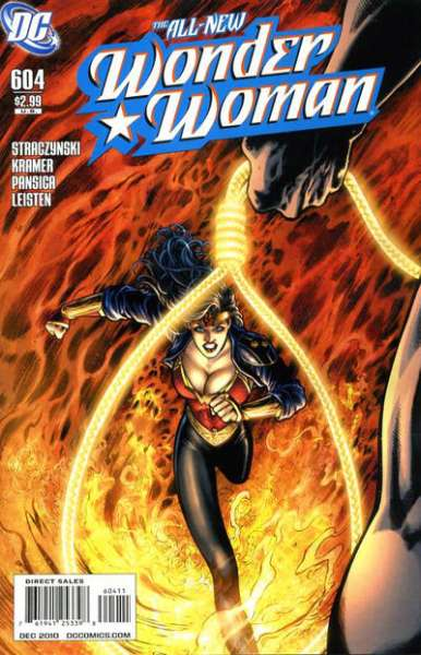 Wonder Woman #604 comic books for sale
